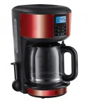 LEGACY METALLIC RED COFFEE MAKER
